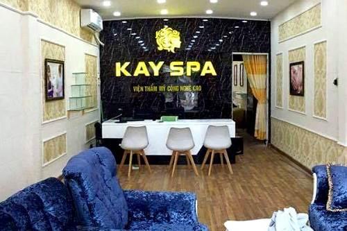 Kay Spa uy tín hàng đầu tại Quy Nhơn Bình Định