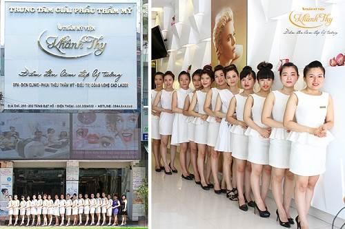 Khánh Thy Spa là spa làm đẹp hàng đầu tại Quy Nhơn