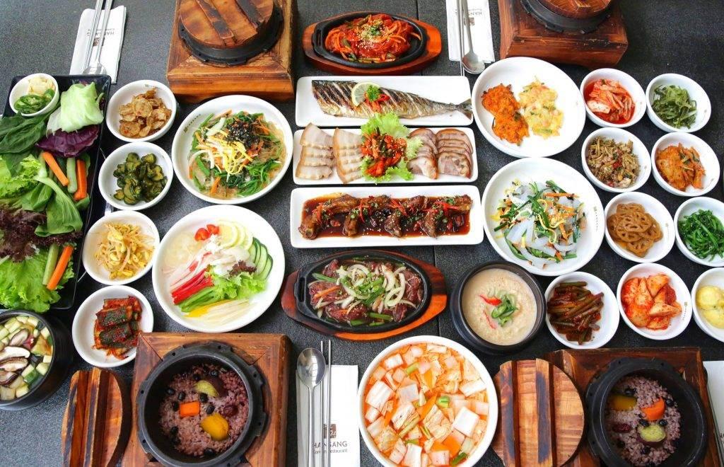 Ẩm thực Hàn Quốc với sự đa dạng trong cách chế biến và trình bày món ăn