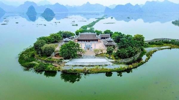 Khu du lịch Tam Chúc - Ba Sao - Top 9 địa điểm du lịch Hà Nam nổi tiếng nhất