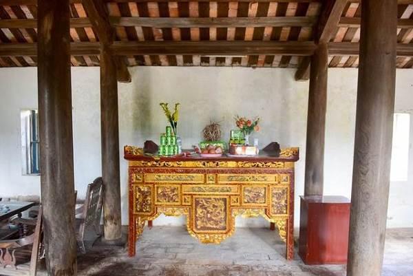 Điểm du lịch nhà Bá Kiến tại tỉnh Hà Nam