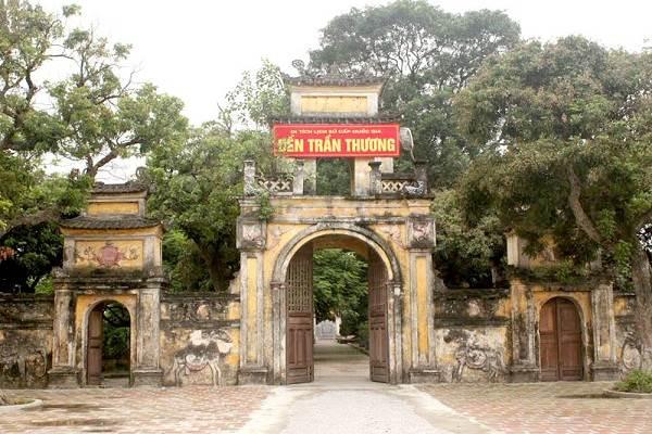 Đền Trần Thương, Lý Nhân, Hà Nam - Top 9 địa điểm du lịch Hà Nam nổi tiếng nhất