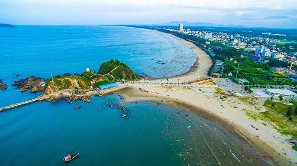 Bãi biển Cửa Lò - Thị xã Cửa Lò, Nghệ An