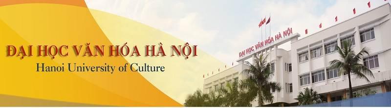 Trường ĐH Văn Hóa Hà Nội