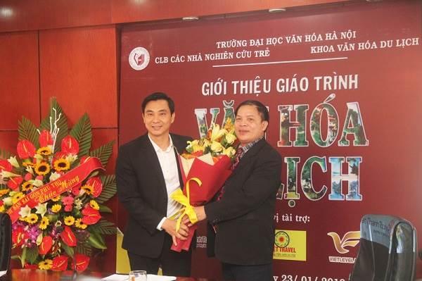 Khoa du lịch trường ĐH Văn hóa Hà Nội