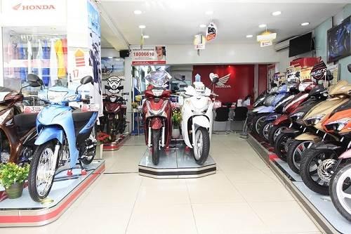 Đại lý Honda Phát Tiến được đánh giá cao về sản phẩm dịch vụ