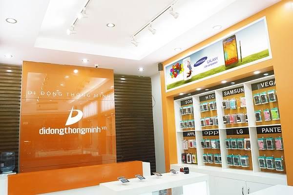 Cửa hàng điện thoại Di Động Thông Minh