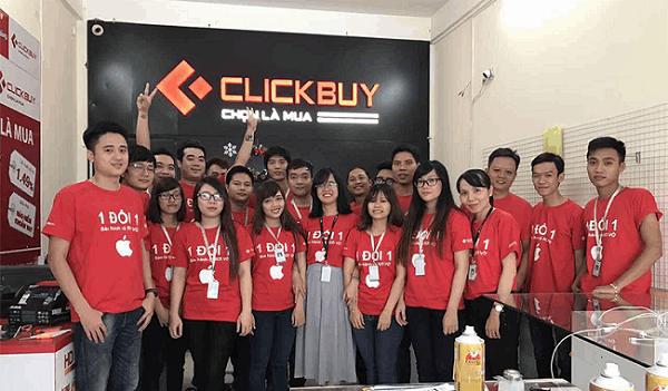 Cửa hàng Điện thoại xách tay Clickbuy