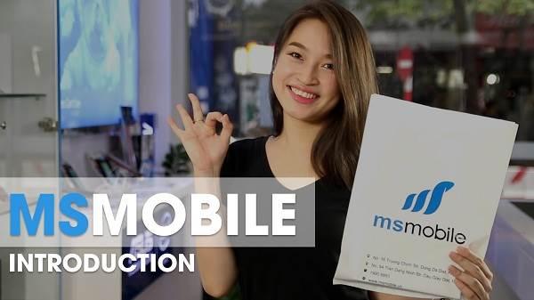 Cửa hàng điện thoại Msmobile