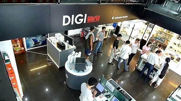 Điện thoại xách tay Digiworld Hà Nội