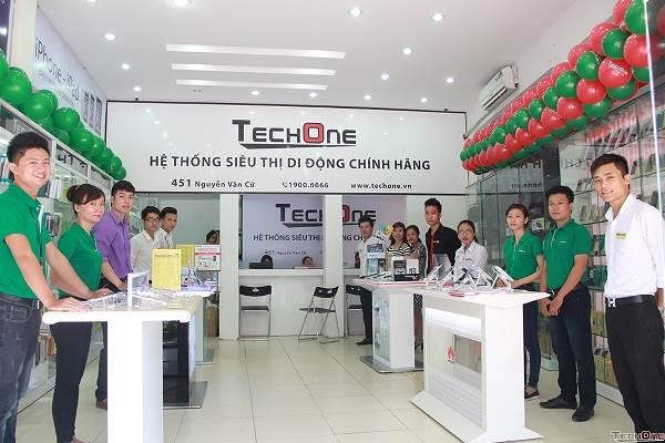 Cửa hàng điện thoại TechOne
