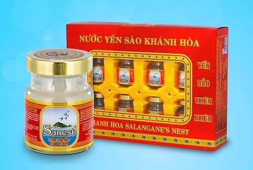 10 Thương hiệu yến sào nổi tiếng Việt Nam