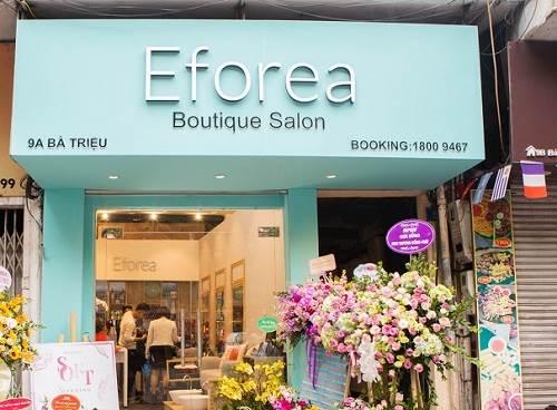 Eforea Boutique Salon -  tiệm nail đẹp ở hà nội