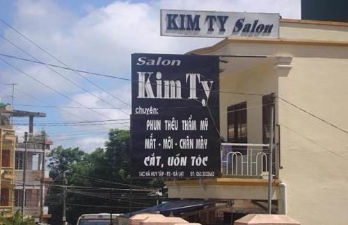 Kim Ty Spa Salon – địa chỉ phun môi chất lượng tại Đà Lạt