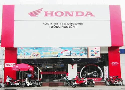 Head Tường Nguyên 3 - đại lý xe Honda uy tín tại TPHCM