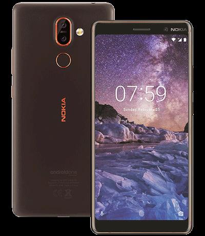 điện thoại Nokia 7 Plus 2 Sim