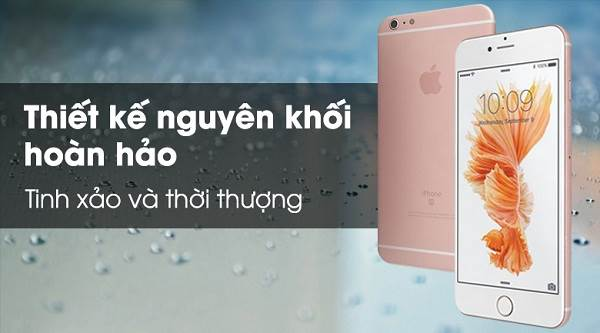 điện thoại Apple iPhone 6S Plus