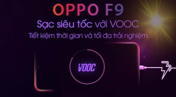 Oppo F9 4GB/64GB