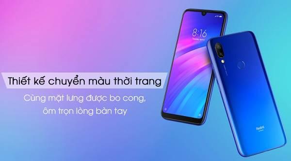 Xiaomi Redmi 7 - 5 điện thoại giá rẻ dưới 3 triệu