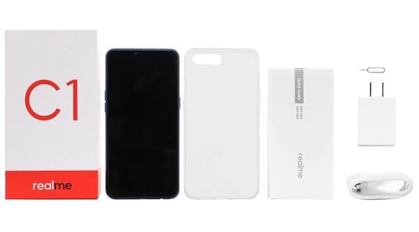 Realme C1 - 5 điện thoại giá rẻ dưới 3 triệu