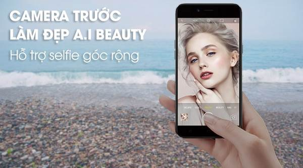 Điện thoại Oppo A71