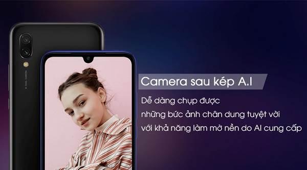 điện thoại Xiaomi Redmi 7 - 5 điện thoại giá rẻ dưới 3 triệu