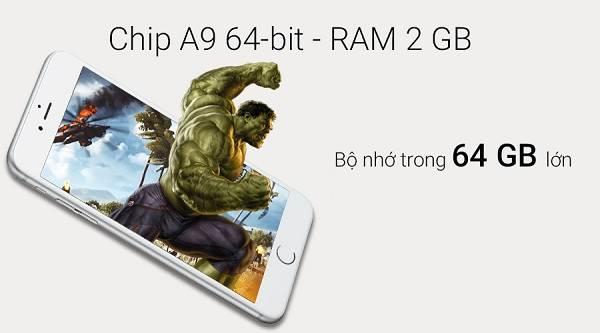 Điện thoại iPhone 6s/6s Plus