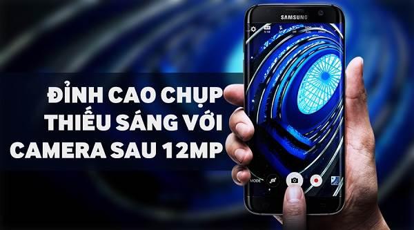 Điện thoại Samsung Galaxy S7 và S7 Edge