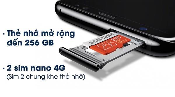 Samsung Galaxy S8 và Samsung Galaxy S8+