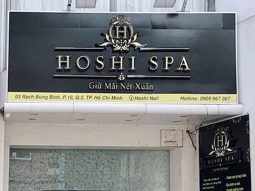 Hoshi Spa - địa chỉ nối mi nổi tiếng tại TPHCM
