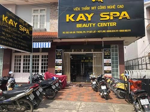 Kay Spa – địa chỉ phun môi được yêu thích tại Đà Lạt