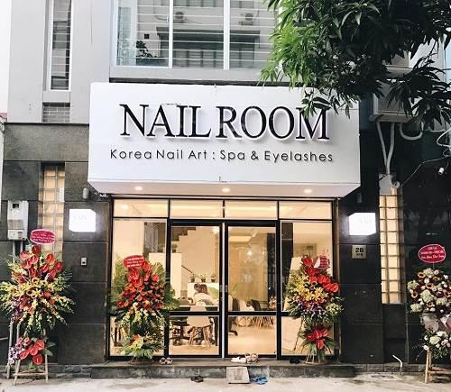 Nail Room - Mit's House -  tiệm nail đẹp ở Hà Nội