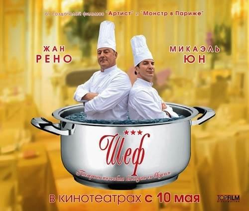 15 bộ phim nấu ăn