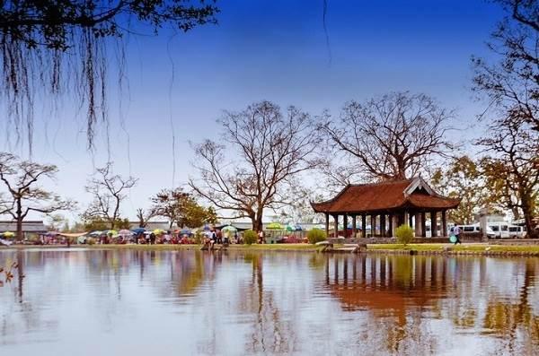 Chùa Keo, xã Duy Nhất, huyện Vũ Thư, tỉnh Thái Bình