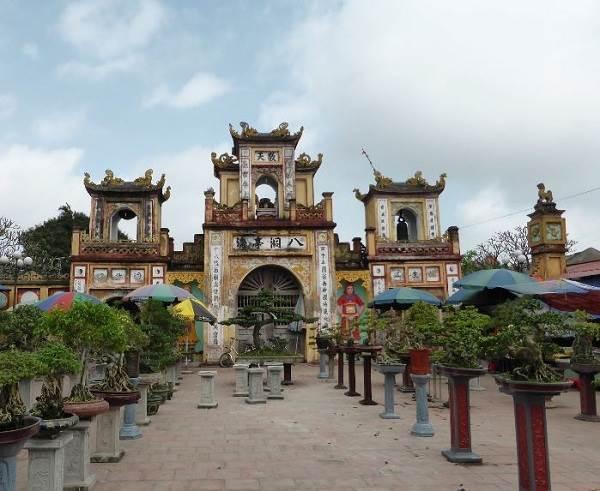 Đền Đồng Bằng, xã An Lễ, huyện Quỳnh Phụ, tỉnh Thái Bình