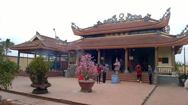 Đền Quan, phường Hoàng Diệu, Thành phố Thái Bình