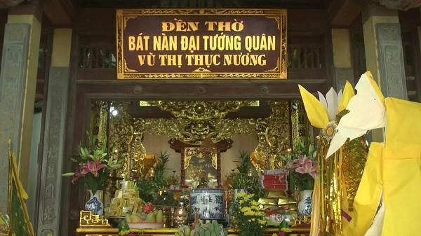 Đền Tiên La, huyện Hưng Hà, tỉnh Thái Bình