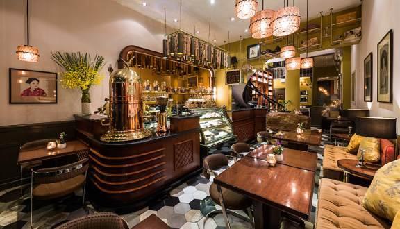 TOP 15 thương hiệu Cà phê (cafe) ngon nổi tiếng nhất Việt Nam 7