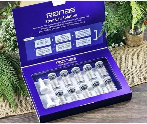 Ronas Stem Cell Solution – tế bào gốc làm đẹp hiệu quả