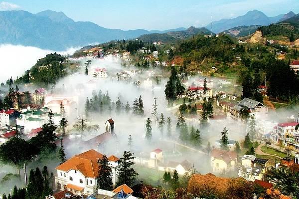 Sapa - Thành phố sương mù