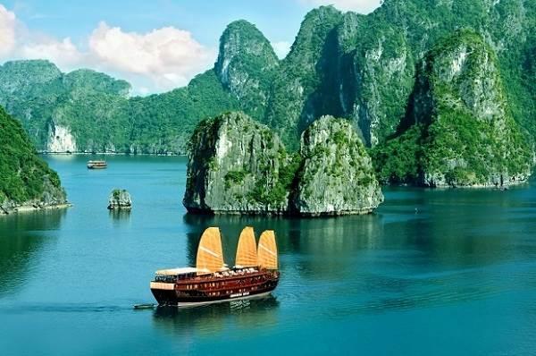 vịnh Hạ Long – Quảng Ninh