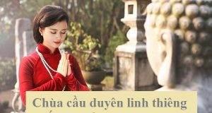 Top 7 ngôi chùa cầu duyên linh thiêng ở Hà Nội
