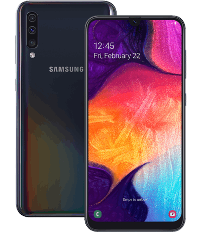 Điện thoại Samsung Galaxy A50 - top các điện thoại bán chạy nhất 2019
