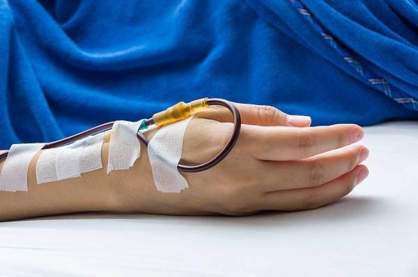 bệnh tan máu huyết tán Thalassemia
