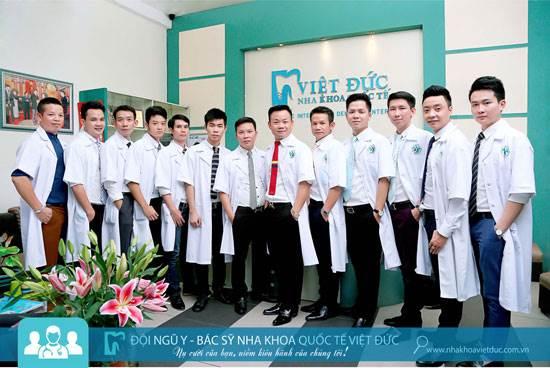 top 10 địa chỉ trám răng uy tín nhất Hà Nội