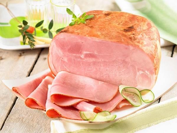 Thịt nguội chế biến