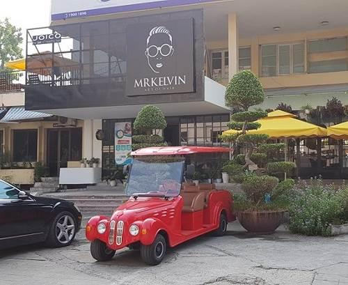 MrKelvin Hair Salon - địa chỉ làm tóc uy tín ở Hà Nội