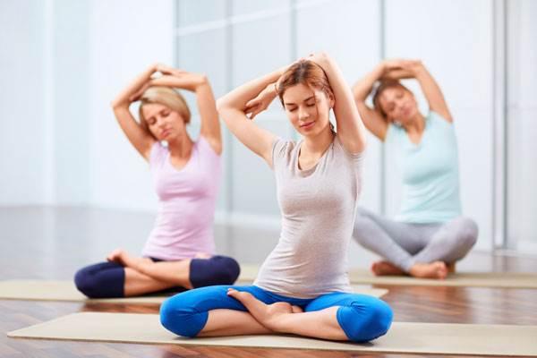 yoga hỗ trợ giảm các cơn đau mãn tính