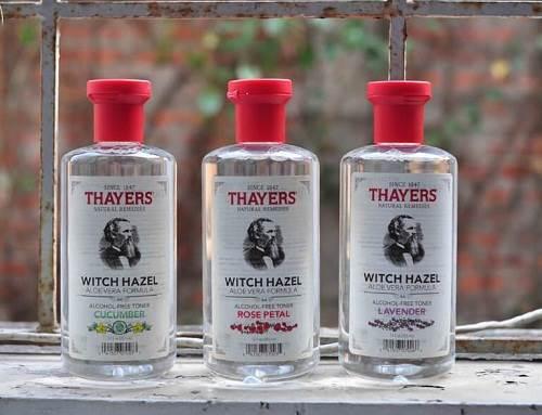 Toner Thayers - nước hoa hồng tốt nhất hiện nay
