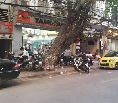Địa chỉ làm tóc ở Hà Nội – Salon Tâm Loan